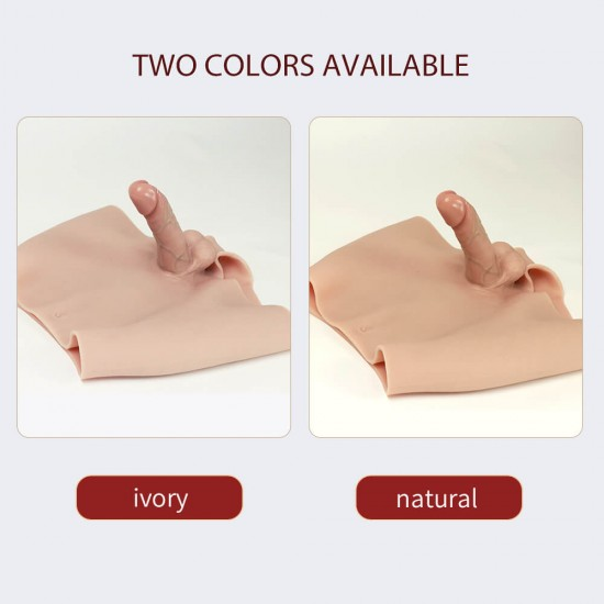 Silicone Penis pants