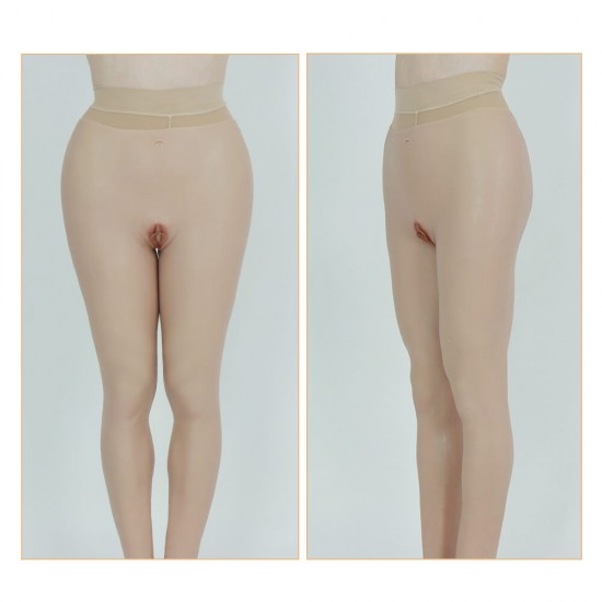 Crossdresser girdle-long pant