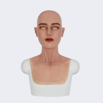 silicone female mask-Rona mask